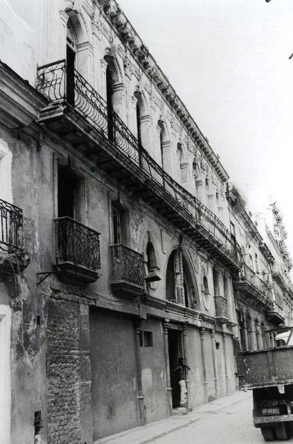 Muralla 63 fotos años 1980