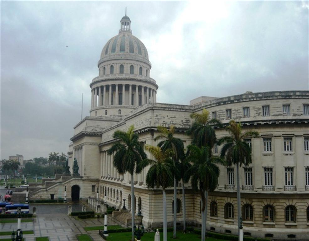 Capitolio, antes de la restauración