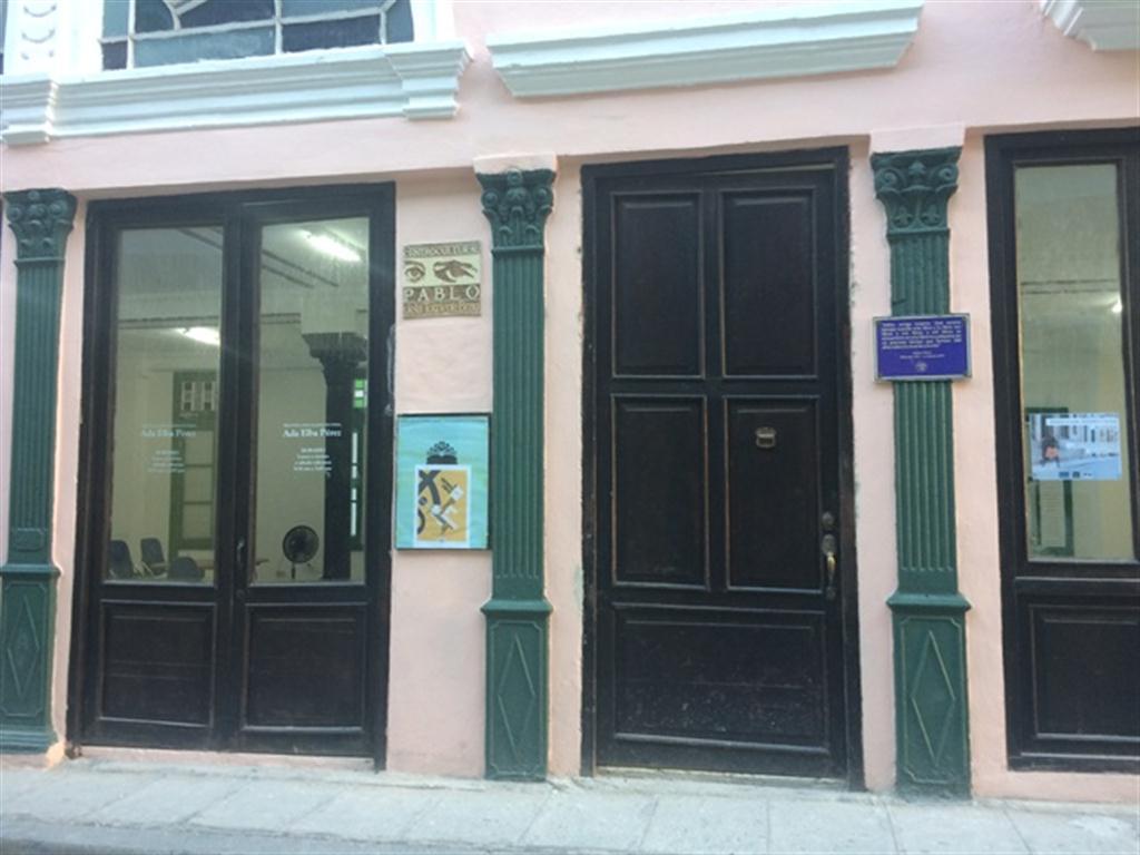 Centro Pablo, nov. 2019, detalle
