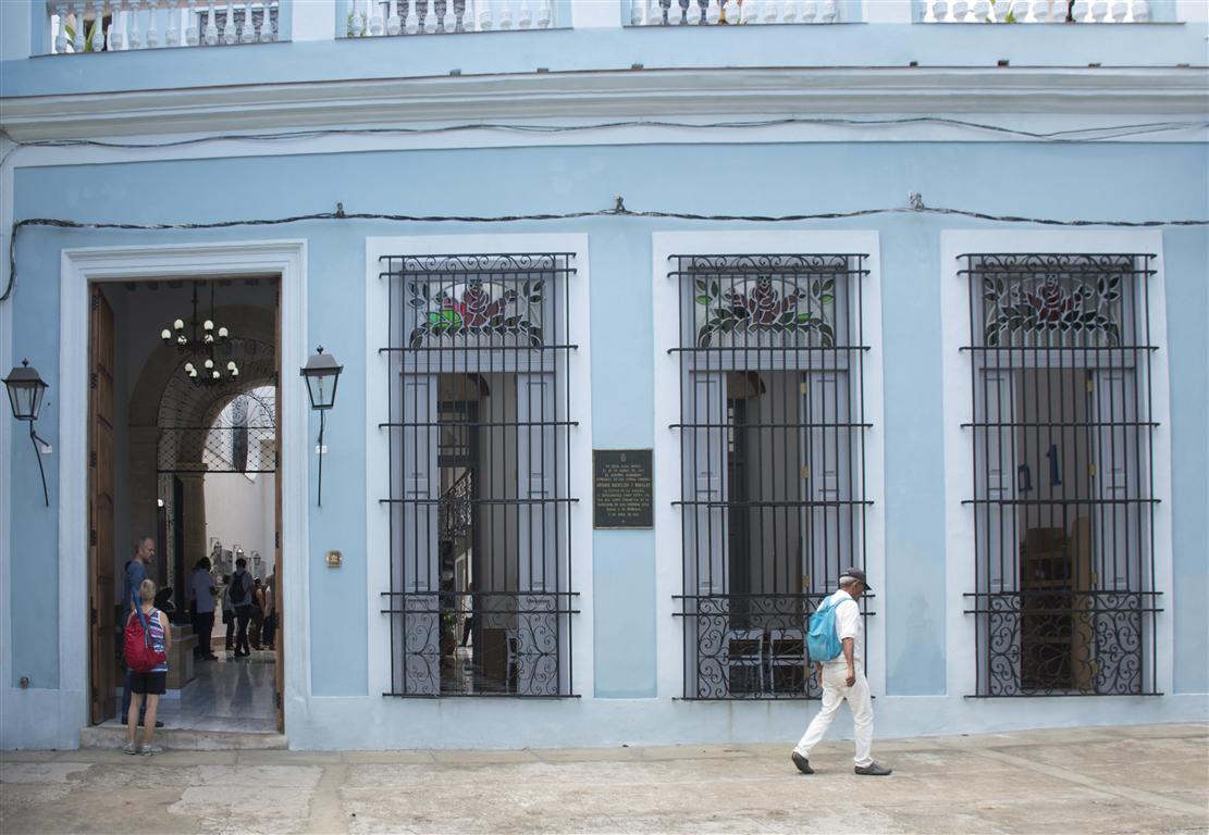 """Biblioteca Provincial """"Antonio Bachiller y Morales"""""""