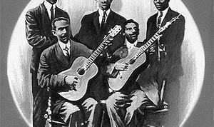 Pepe Sánchez fue director y fundador del famoso Quinteto de Trovadores Santiagueros, integrado por Pepe Figarola (primera voz), Bernabé Ferrer y Luis Felipe Portés (segundas voces), Emiliano Blez (guitarrista acompañante) y Pepe Sánchez (primera guitarra).