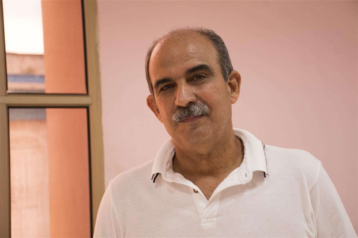 El profesor Antonio Suárez Gorgoso