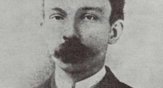 Retrato de Martí en New York