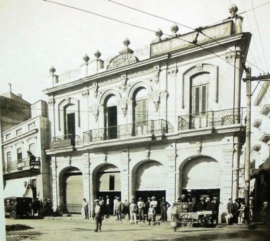 San Pedro 352, foto antigua