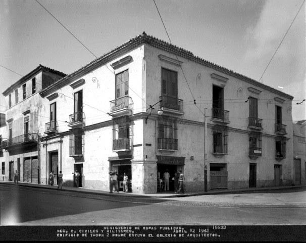 Tacón 4 (año 1942) foto archivo