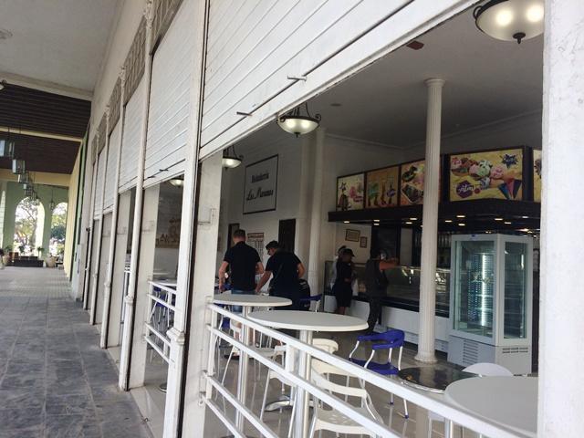 San Pedro 352 (actual heladería en planta baja)