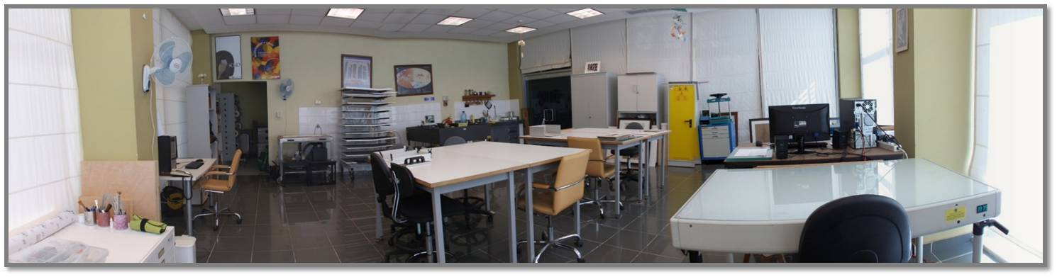 Taller de Papel y Fotografía. Gabinete de Conservación y Restauración. Oficina del Historiador de la Ciudad