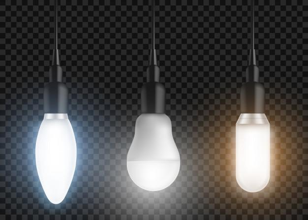 lámparas Led equipos modernos los nuevos equipos son más eficientes