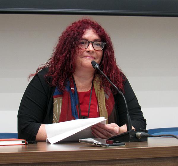 Marilyn Solaya, líder del proyecto Todas.
