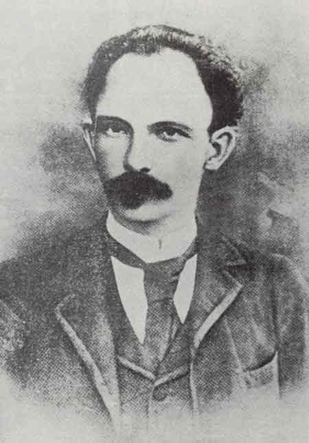 José Martí, New York, 1892