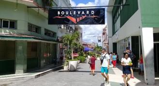 El Boulevard de Santa Clara es uno de los espacios más concurridos de la ciudad. Foto: Francisnet Díaz Rondón / Vanguardia