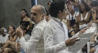 En la sala Adolfo Llauradó se repondrá la gustada obra Oficio de Isla, 9, 10 y 11 de marzo, dirigida por Osvaldo Doimeadios.