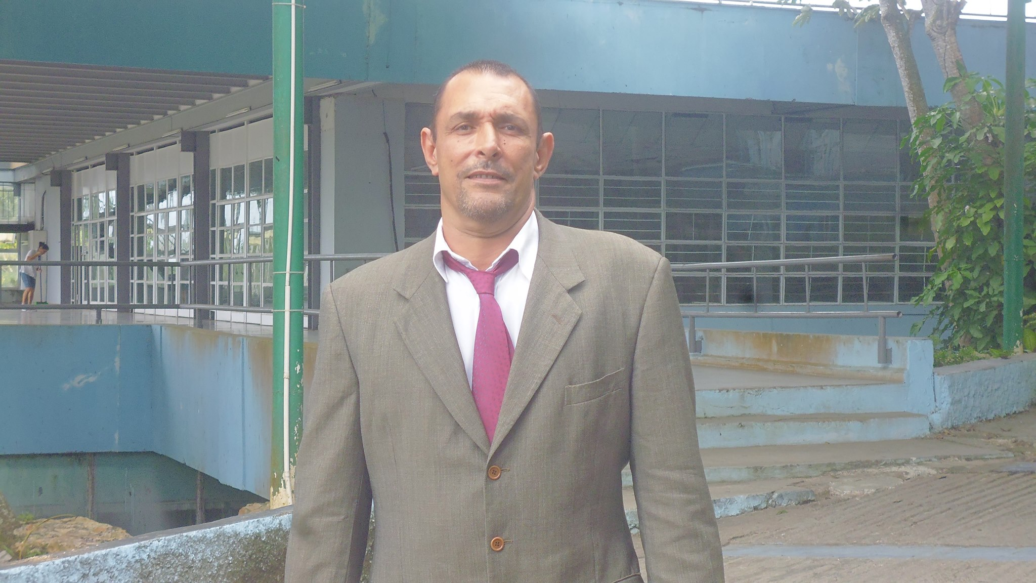 Mario Vaca Aguirre, Director de Capital Humano de la OHCH