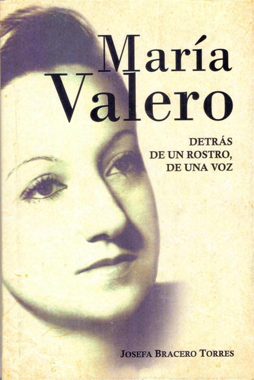 María Valero de un rostro, de una voz (Medium)