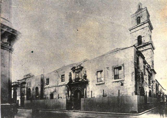 Antiguo Convento de Santo Domingo Sede de la Universidad de San Gerónimo de La Habana