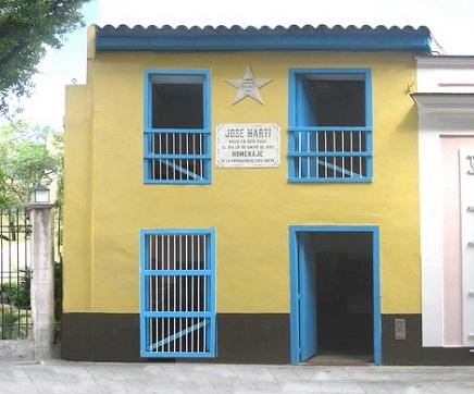 Casa Natal Jose Marti
