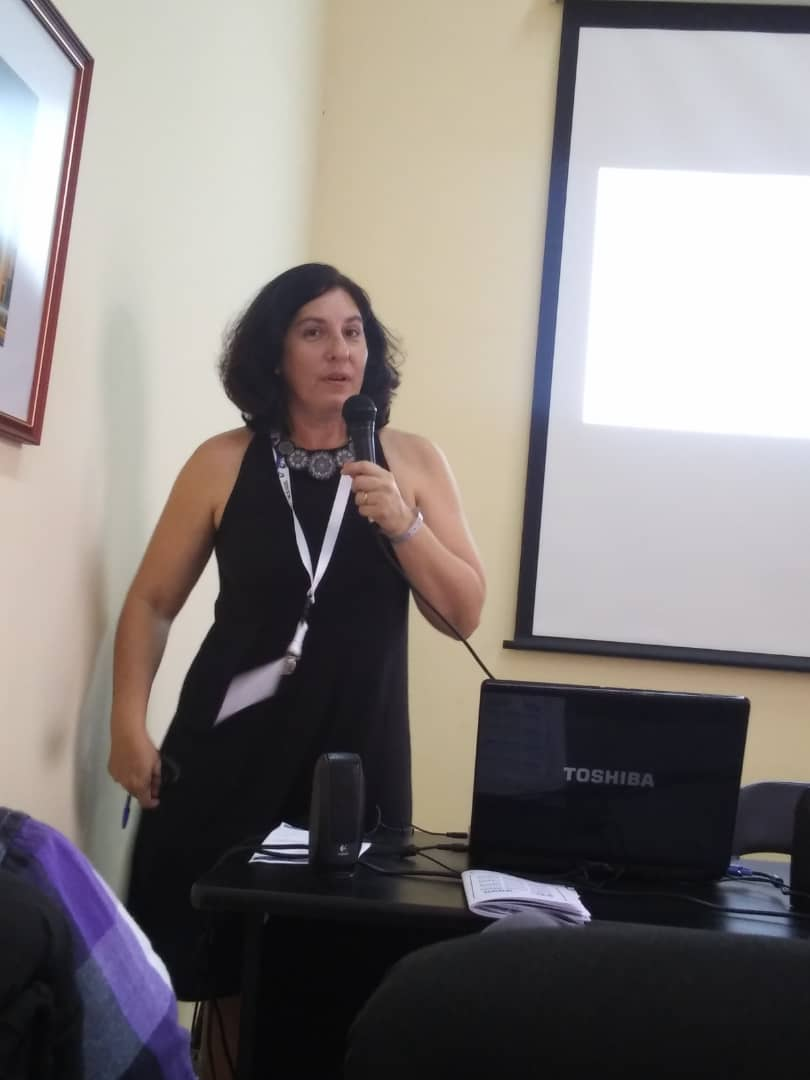 Niurka Cruz, Subdirectora de Plan Maestro