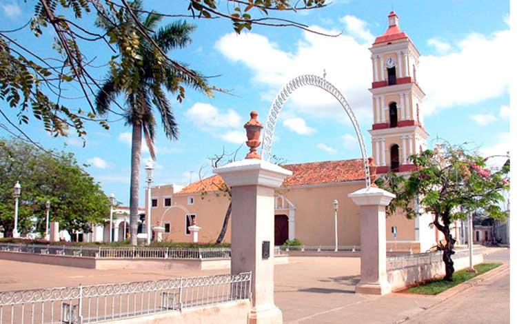 San Juan de los Remedios celebra su aniversario 505 con el recogimiento que se impone aun en la primera fase de la recuperación pos-COVID-19. (Foto: Cortesía de Jesús Díaz Rojas/Archivo)