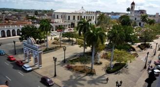 CUBA CELEBRA CIENFUEGOS ANIVERSARIO DE SU FUNDACION