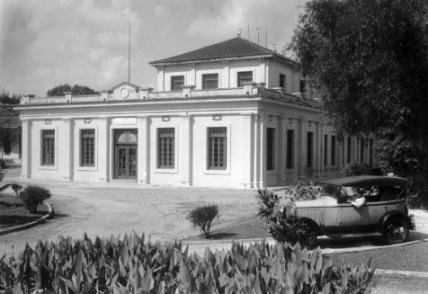 Quinta de los Molinos, residencia Cap Gnrales reformada 1930