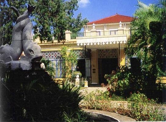 Quinta de los Molinos (Museo, década 1990)