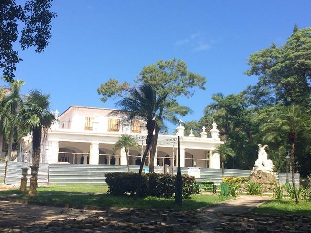 Quinta de Molinos, sept. 2019