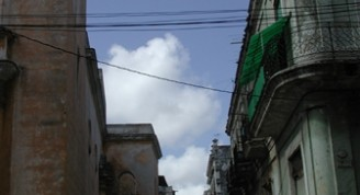 Calle Merced hacia Egido