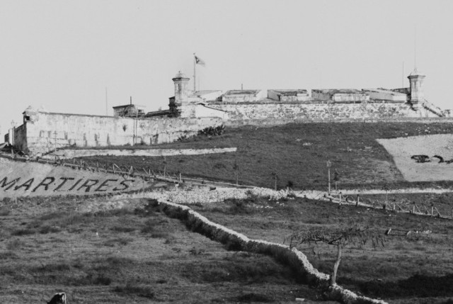 Castillo de Atarés (1904)