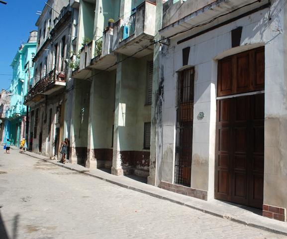 Calle Paula o Leonor Pérez
