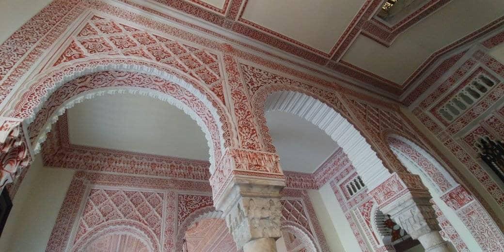 Palacio del Valle, en Cienfuegos
