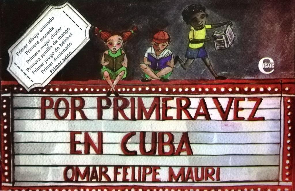 Por primera vez en Cuba