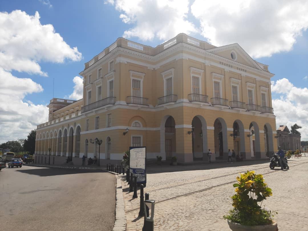 Teatro Sauto, en Matanzas