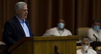 Discurso pronunciado por Miguel Mario Díaz-Canel Bermúdez, Presidente de la República de Cuba, en la clausura del V Periodo Ordinario de Sesiones de la IX Legislatura de la Asamblea Nacional del Poder Popular