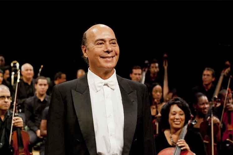 El maestro Guido López-Gavilán