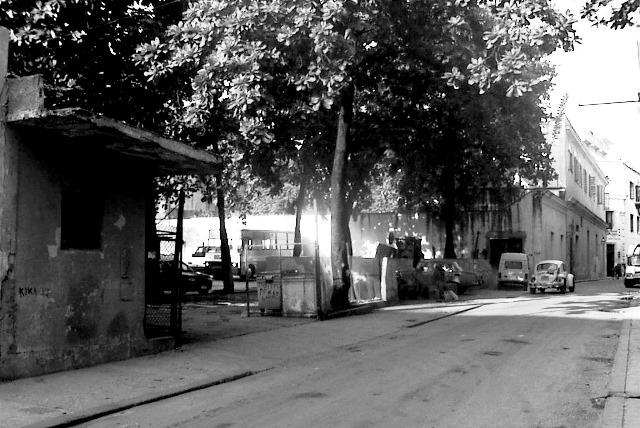 Parcela esquinera en Lamparilla y San Ignacio (antes parqueo)
