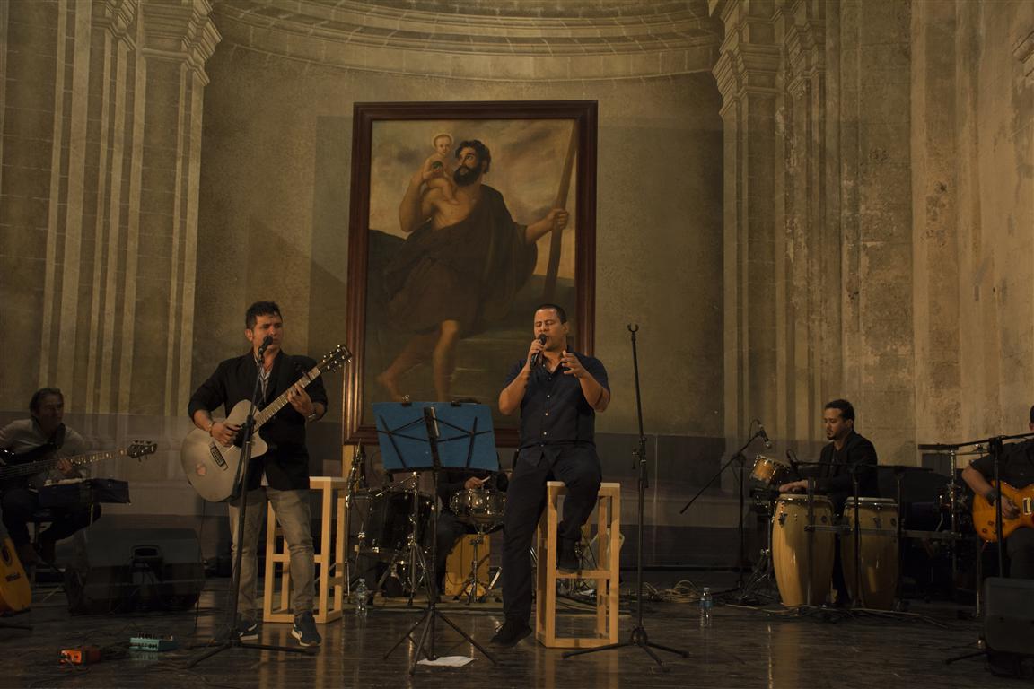 Buena Fe en el aniversario 21 de Habana Radio