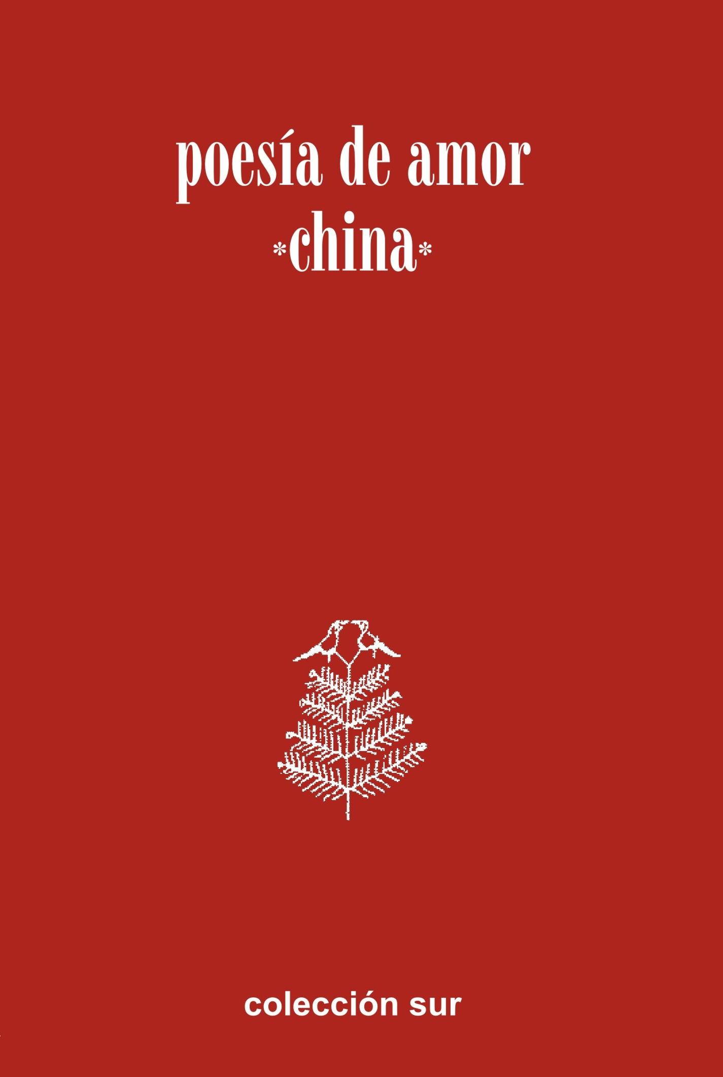 Poesía de amor china