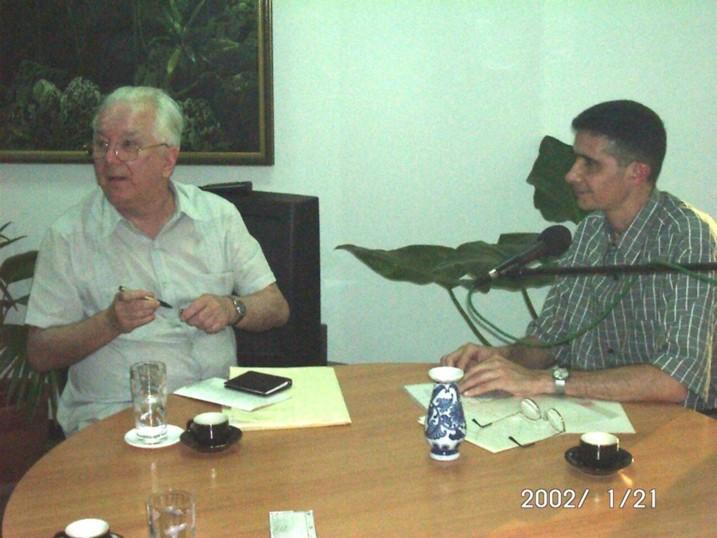 Uno de los primeros programas de Cuba 460