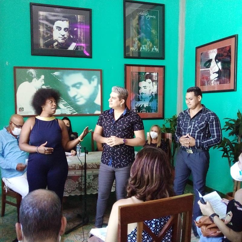 La jornada cerrará con la Gala en línea Adolfo Guzmán prevista para el 13 de mayo. (Maya Quiroga/Cubahora)