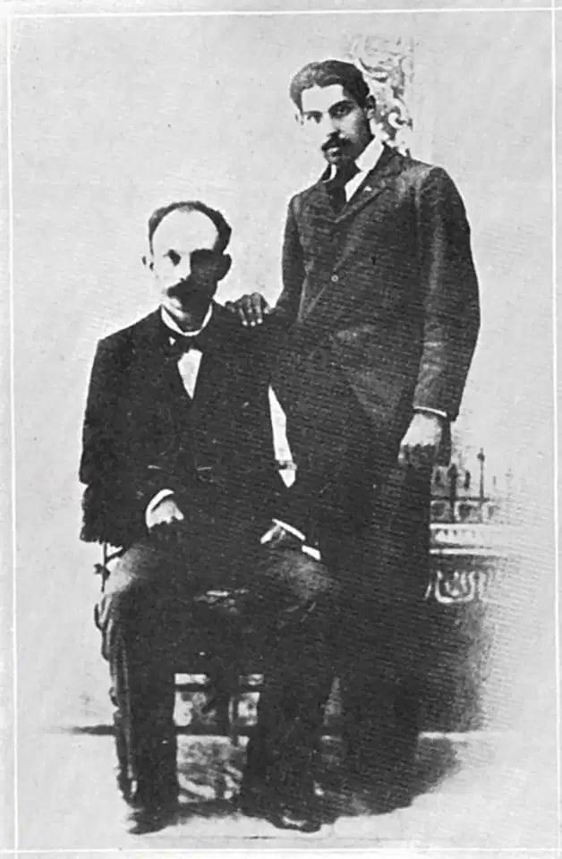José Martí y Gonzalo de Quesada y Aróstegui