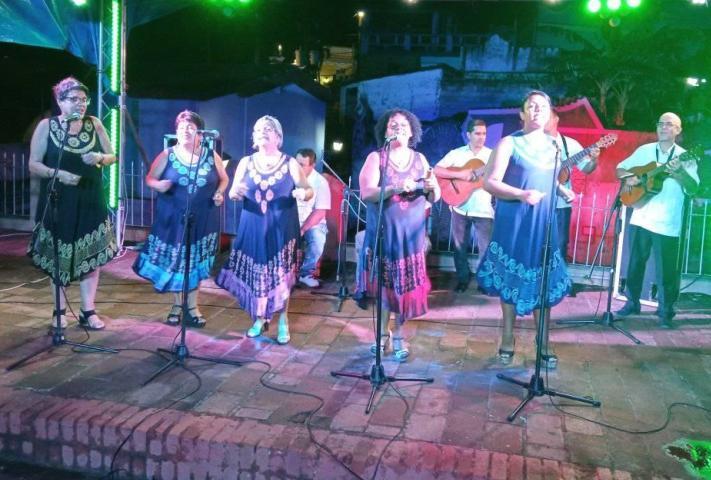 El Coro de Clave forma parte del elenco de la gala. (Foto: Carlos Sotolongo/ Facebook)
