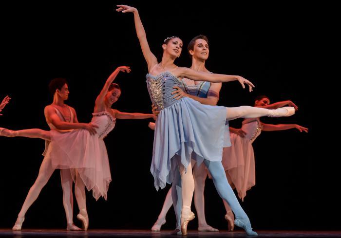 Primeros Bailerines del Ballet Nacional de Cuba Autor Ariel Lemus