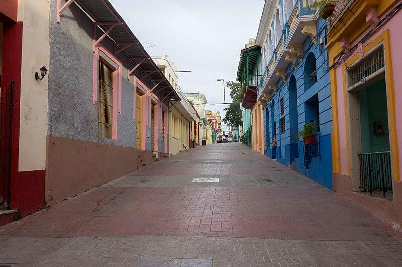 Calle Enramada