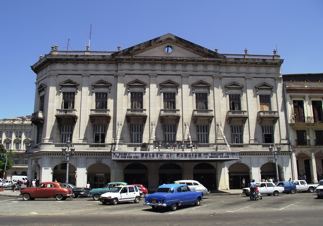 Cine-teatro Payret, 2011