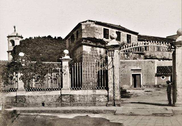 Castillo de La Fuerza, f. XIX