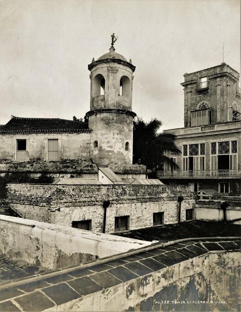 Castillo de La Fuerza, torre, p. XX