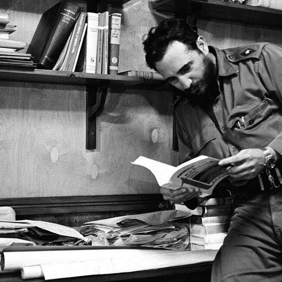 Fidel Castro en julio de 1964. Foto: Jack Manning/The New York Times