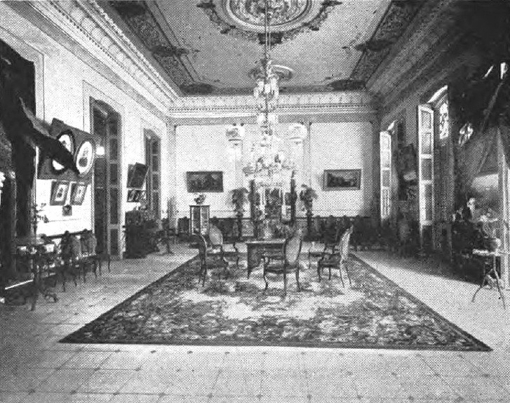 Recepción, finales del siglo XIX