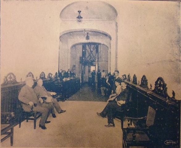 Hall, 1910
