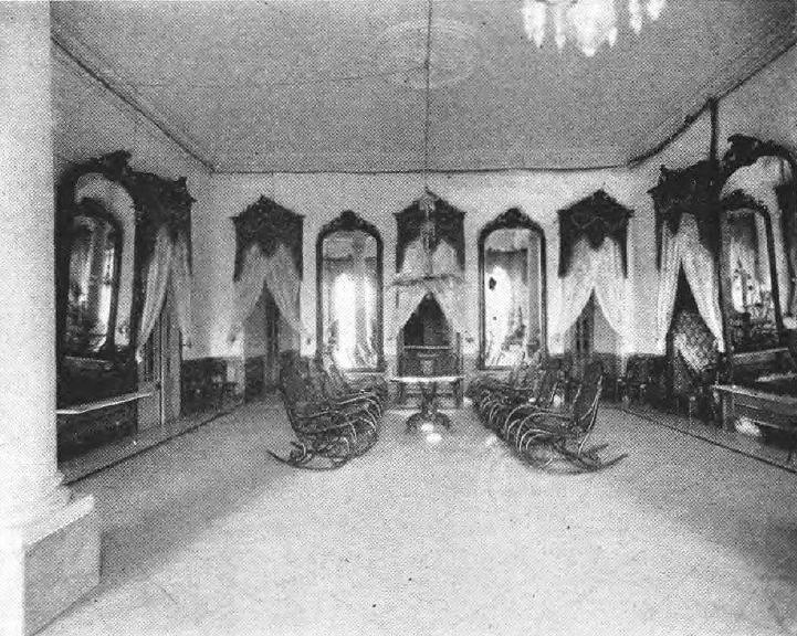 Salón, finales del siglo XIX